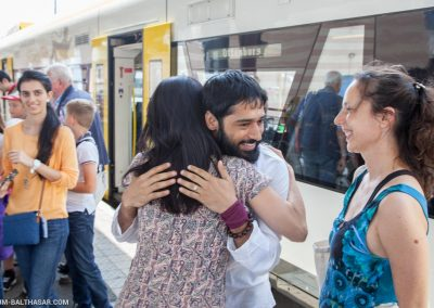 Akshar 2016 Gare Strasbourg